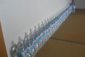 期限切れの水